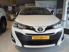 2018 Toyota Yaris for sale at low price