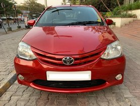 2015 Toyota Etios Liva for sale at low price