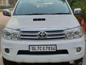 Toyota Fortuner 3.0 4x2 MT, 2011, Diesel for sale