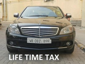 Mercedes Benz C Class 200 K Elegance AT 2008 for sale