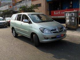Used 2008 Toyota Innova car at low price