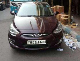 Used 2012 Hyundai Model Fluidic Verna for sale