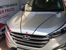 Used Hyundai Tucson car 2017 for sale at low price