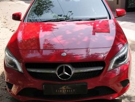 2014 Mercedes Benz CLA Class for sale at low price