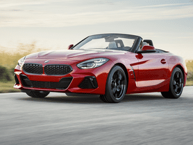 New BMW Z4 Roadster Launched In India, Price Starts At Rs 64.90 Lakh
