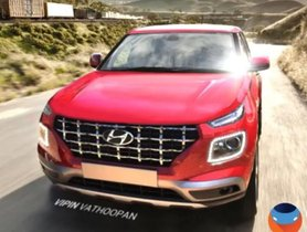Hyundai Venue Expected To Get 7,000-8,000 Unit Sales Monthly
