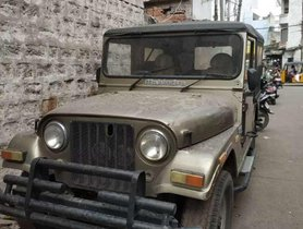 2000 Mahindra Jeep for sale at low price