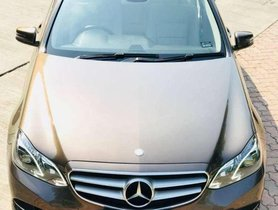 Used Mercedes Benz E Class 2015 for sale car at low price