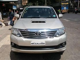 Used Toyota Fortuner car  2013 for sale at low price