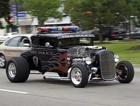 Top 8 Coolest Police Cars In The World