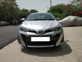 Used Toyota Yaris V 2018 for sale