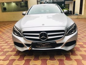 2017 Mercedes Benz C Class for sale
