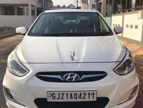 Used 2014 Hyundai Model Fluidic Verna or sale