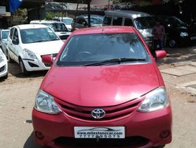Toyota Etios Liva GD 2011 for sale