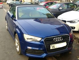 Audi A3 Cabriolet 2014 for sale
