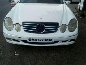 Used 2003 Mercedes Benz E Class for sale