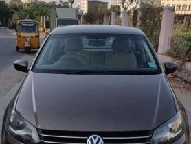 Volkswagen Vento Highline Petrol AT, 2015, Petrol for sale