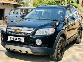 Chevrolet Captiva LT, 2009, Diesel for sale