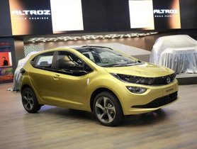 Tata Altroz Spotted In India Ahead Of Its Official Launch Later This Year