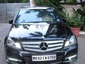 Used Mercedes Benz C Class car 2012 for sale at low price