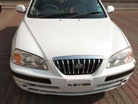 Used Hyundai Elantra car 2005 for sale at low price
