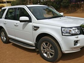Used Land Rover Freelander 2 car 2014 for sale at low price