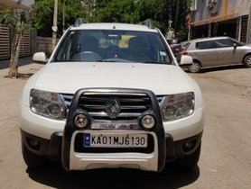 Used Renault Duster 85PS Diesel RxL Option 2012 in Bangalore