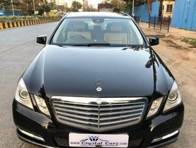 Mercedes Benz E Class 2011 for sale