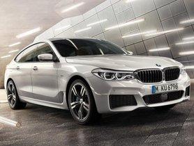 BMW 6-Series Gran Turismo Diesel 620d Goes On Sale At 63.90 Lakh