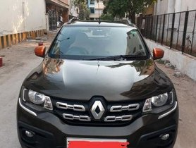 Used Renault Kwid 1.0 RXT Optional 2017 for sale