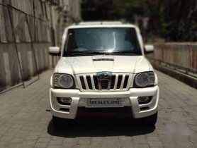 Mahindra Scorpio SLE BS-IV, 2011, Diesel for sale