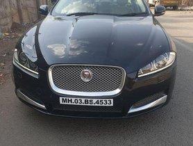 Used Jaguar XF 2.2 Litre Luxury 2014 for sale