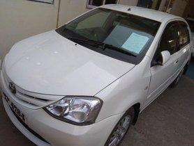 Toyota Platinum Etios V 2011 for sale