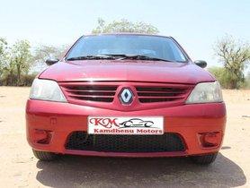 Used Mahindra Renault Logan 1.4 GLX Petrol 2008 for sale
