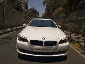 2011 BMW 5 Series 2003-2012 for sale at low price