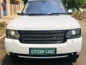 Used Land Rover Range Rover car at low price