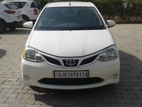 Used Toyota Etios Liva GD 2016 for sale