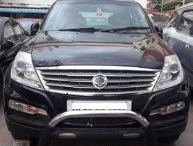 Mahindra Ssangyong Rexton RX5 2012 for sale