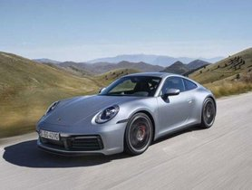 Eighth-gen Porsche 911 Officially Launched In India At Rs 1.82 Crore