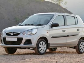 Maruti Alto K10 Gets Updated Safety Features, Prices Start At Rs 3.66 lakh