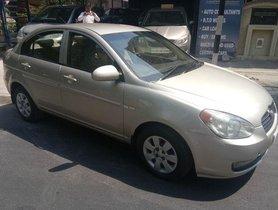 Used Hyundai Verna car at low price in Bangalore