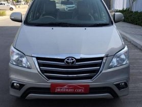 Used 2014 Toyota Innova car at low price