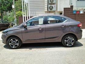 Used Tata Tigor car at low price