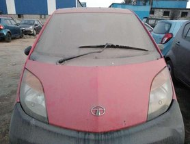 Used Tata Nano 2010 car at low price