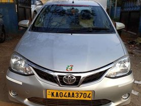 2015 Toyota Etios for sale