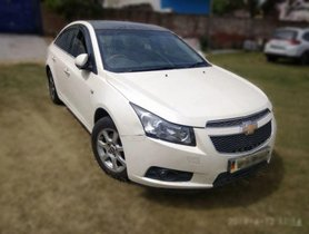 Used Chevrolet Cruze car at low price