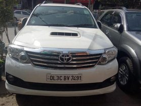 Good as new Toyota Fortuner 2012 for sale