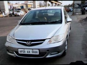 Used 2007 Honda City ZX for sale
