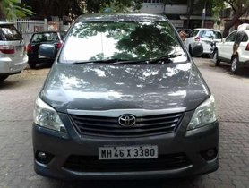 Toyota Innova 2.5 GX 7 STR BS-IV, 2013, Diesel for sale