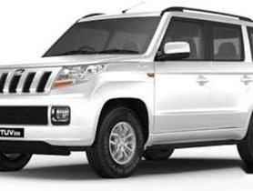 Used Mahindra TUV 300 car 2019 for sale at low price